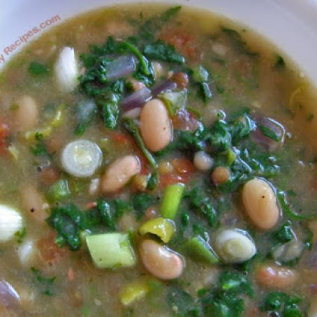 Quick White Bean Soup