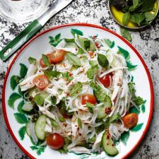 Thai Chicken & Rice Noodle Salad
