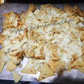 Pepper Jack Tortilla Chips