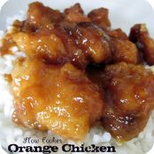 Slowcooked Orange Chicken