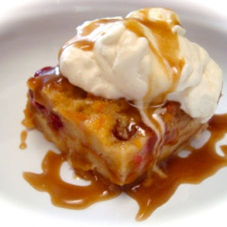 Tennessee Butterscotch Bread Pudding