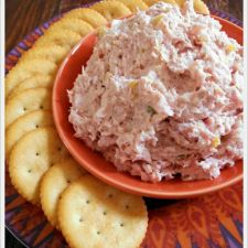 Old Fashioned Ham Salad
