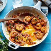 Garlic Seared Shrimp