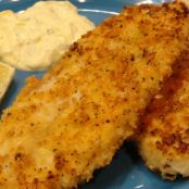 Lemon Pepper Panko Crusted Fish