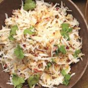 Apple & Jicama Slaw