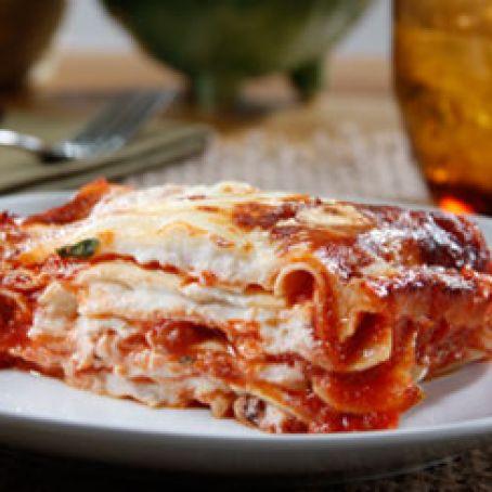 Barilla Oven Ready Lasagna With Barilla Marinara Sauce Recipe 4 6 5
