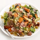 Roast Beef & Couscous Salad