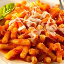 Pressure Cooker Three Cheese Ziti