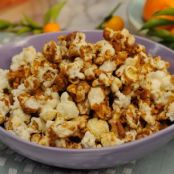 Chipotle Pecan Candied Popcorn