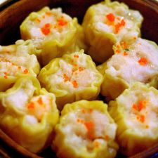 Shiu Mai (Chinese steamed shrimp dumplings)