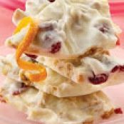 Candied Almond Cranberry Bark