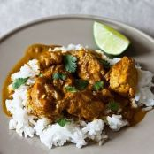 Cheap Chicken Curry