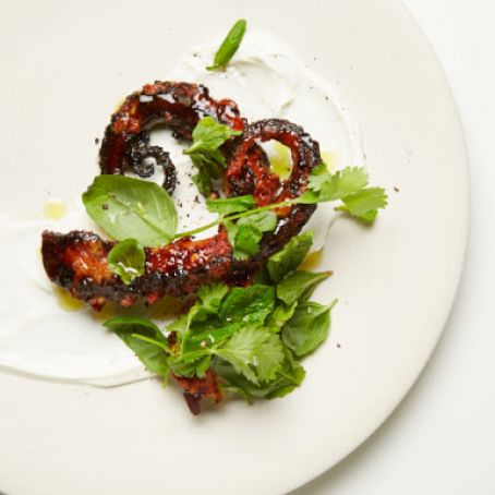 Octopus- Charred
