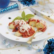 Chickpea Stuffed Shells