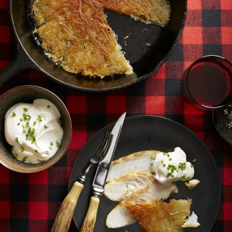 Rösti: Swiss Potato Pancake