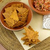 Low Carb Spicy Cumin-Cheddar Crackers