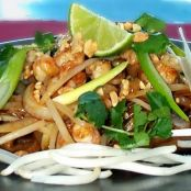 Pad Thai Shrimp Rice Noodles