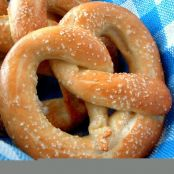 German Bretzen, Soft Pretzels