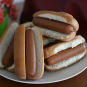 Hot Dogs for a Crowd Crock Pot