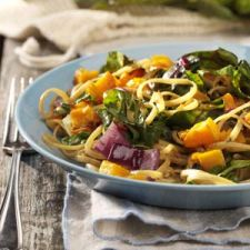 ROASTED BUTTERNUT LINGUINE