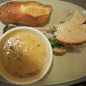 Panera Summer Corn Chowder (Copy Cat)