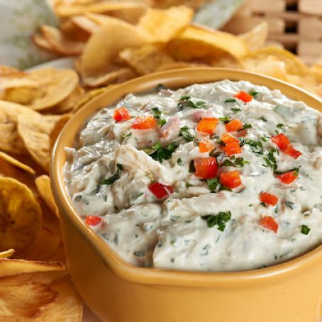 Chilled Crab Dip