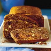 Whole Wheat Date Nut Bread