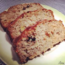 Banana Apple Loaf