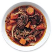 Slow-Cooker Carrot & Beef Stew