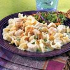 Campbell's Hearty Chicken & Noodle Casserole