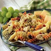 Chicken and Pasta Salad, Dijon