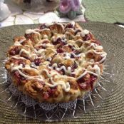 Cherry cheese Danish breakaway