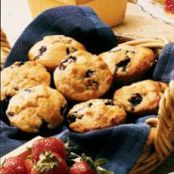 Bisquick Blueberry Muffin Low Fat