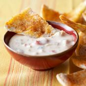 Spicy Chicken & Bean Dip