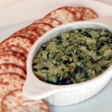TGI Friday's Artichoke & Spinach Dip