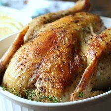 "Instant Pot Whole ""Roast"" Chicken"