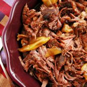 Mississippi Roast Crockpot