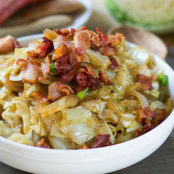 Sassy Bacon & Cabbage