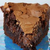 Chocolate Gooey Butter Cake