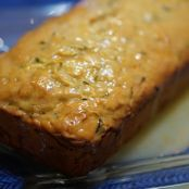 Janet's Orange Zucchini Bread