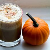 Pumpkin Spice No Foam Latte Vegan
