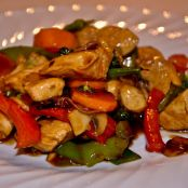 Japanese Chicken Stir Fry