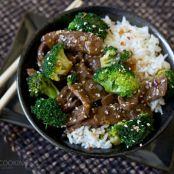 Beef & Broccoli - Instant Pot