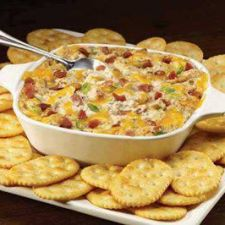Creamy Bacon and Cheese Dip