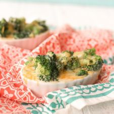 Copycat Outback Broccoli and Cheese