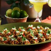 Crunchy Salmon Taco Bites (David Venable)