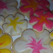 Kittencal's Buttery Cut-Out Sugar Cookies & Icing
