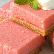 Mouth Watering Watermelon Bars