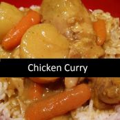Chamorro Chicken Curry