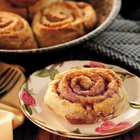 Sweet Cinnamon Biscuits Recipe 4 6 5